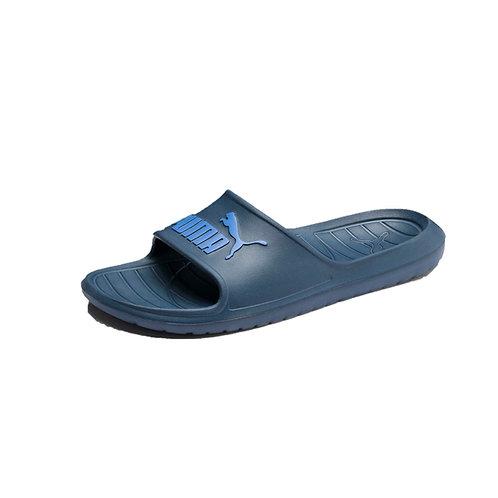 Puma Herren Badeschlappen in blau