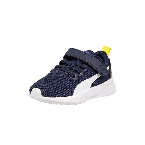 Puma Klett Sneaker Flyer Runner V Inf für Jungen in blau/weiss
