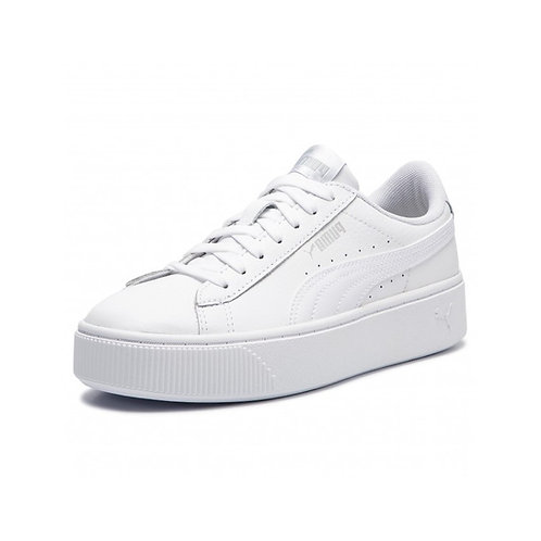 Puma Damen Sneaker Vicky Stacked L in white (Weiß)