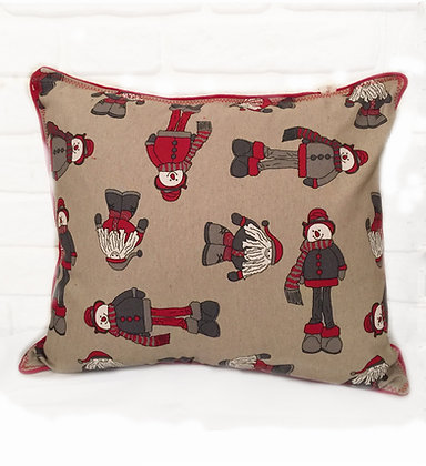 NOEL BABALI YASTIK / PILLOW WITH SANTA