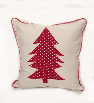 APLİKE YASTIK -1 / Embroidered Pillow -1