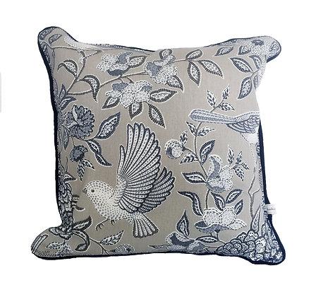 Safir Serisi - Kuşlu Yastık