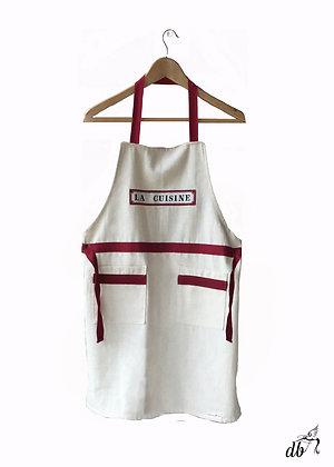 La Cuisine Mutfak Önlük Takımı