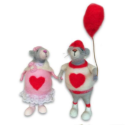 Farettin Bey & Farenaz hanım / Farettin & Farenaz in love