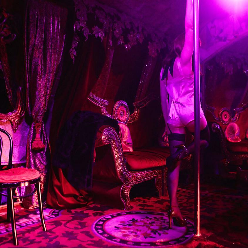 À 19h - Spectacle Erotique - Théâtre Chochotte