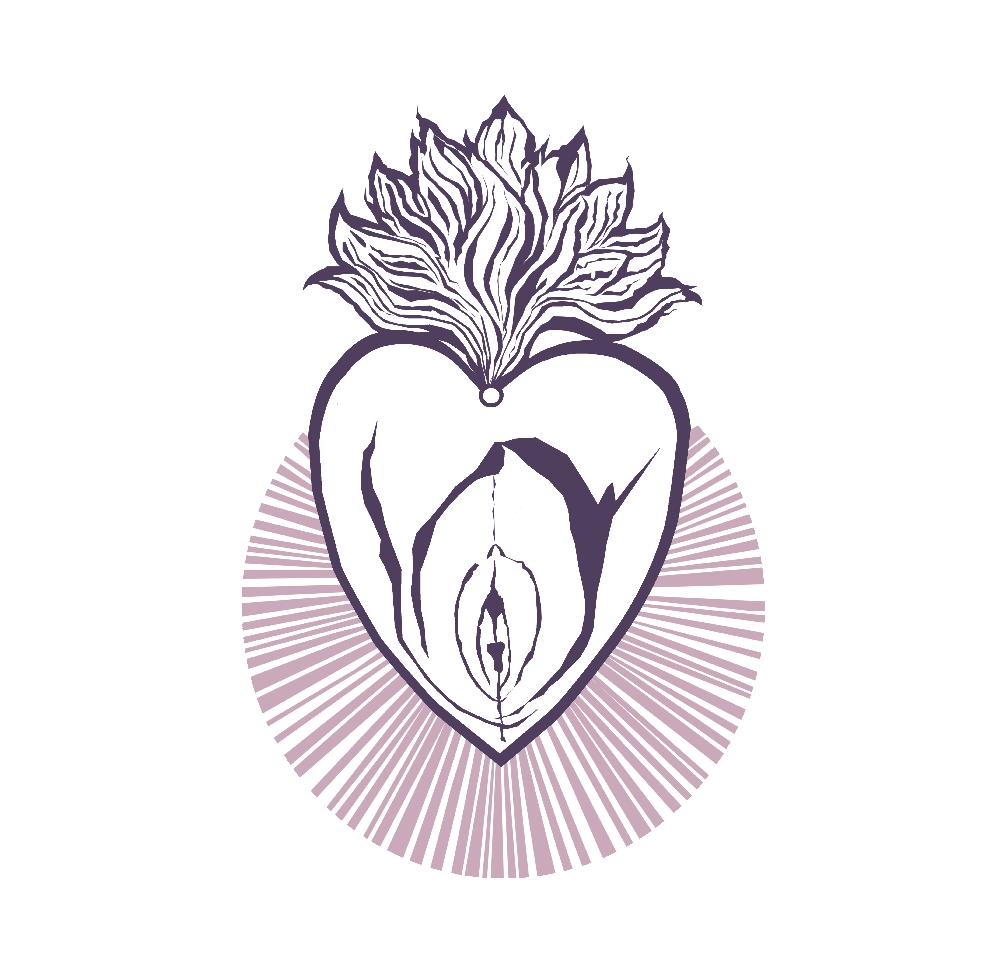 Logo EROS FEMINA par Thade Vann