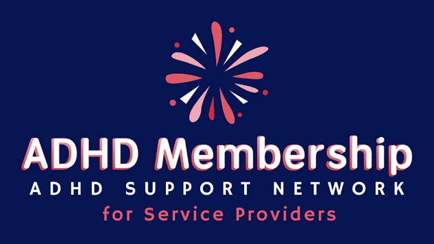 ADHD Support Network for Service Providers