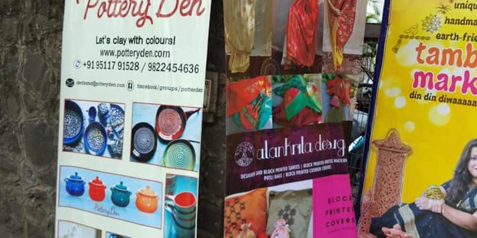Lifestyle Pottery @ Tamboo Market