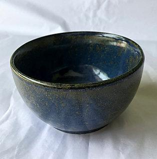 Santorini Blue Rustic Bowl