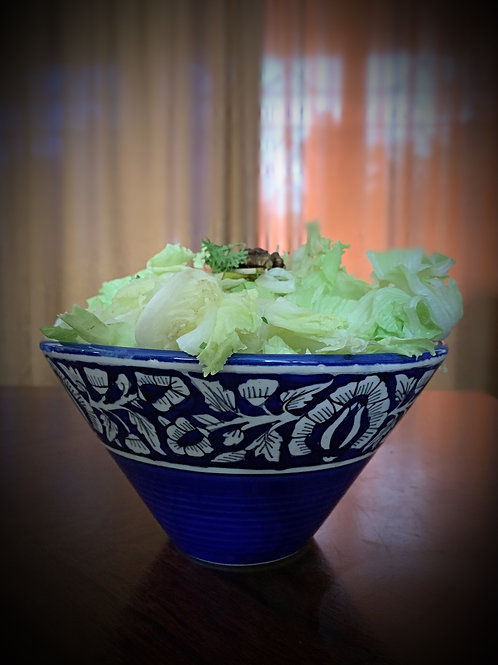 Festive Exclusive Traditional Salad Bowl