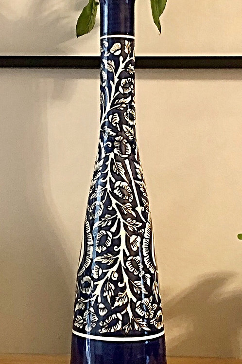 Royal Collection Tall Neck Flower Vase
