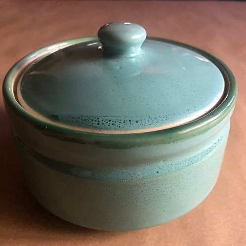Pistachio Green Curd Pot (Medium)