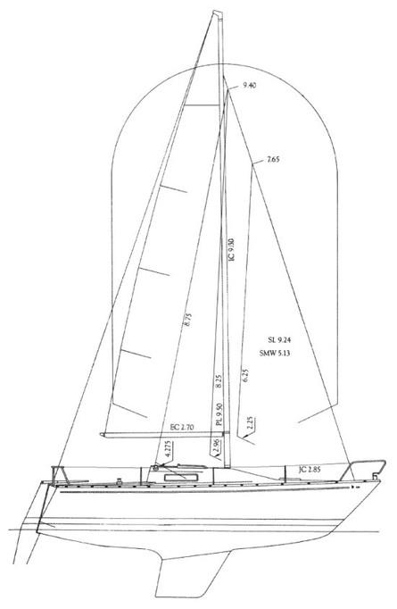 Albin 78 diagram