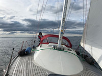 RW za plavby proti větru