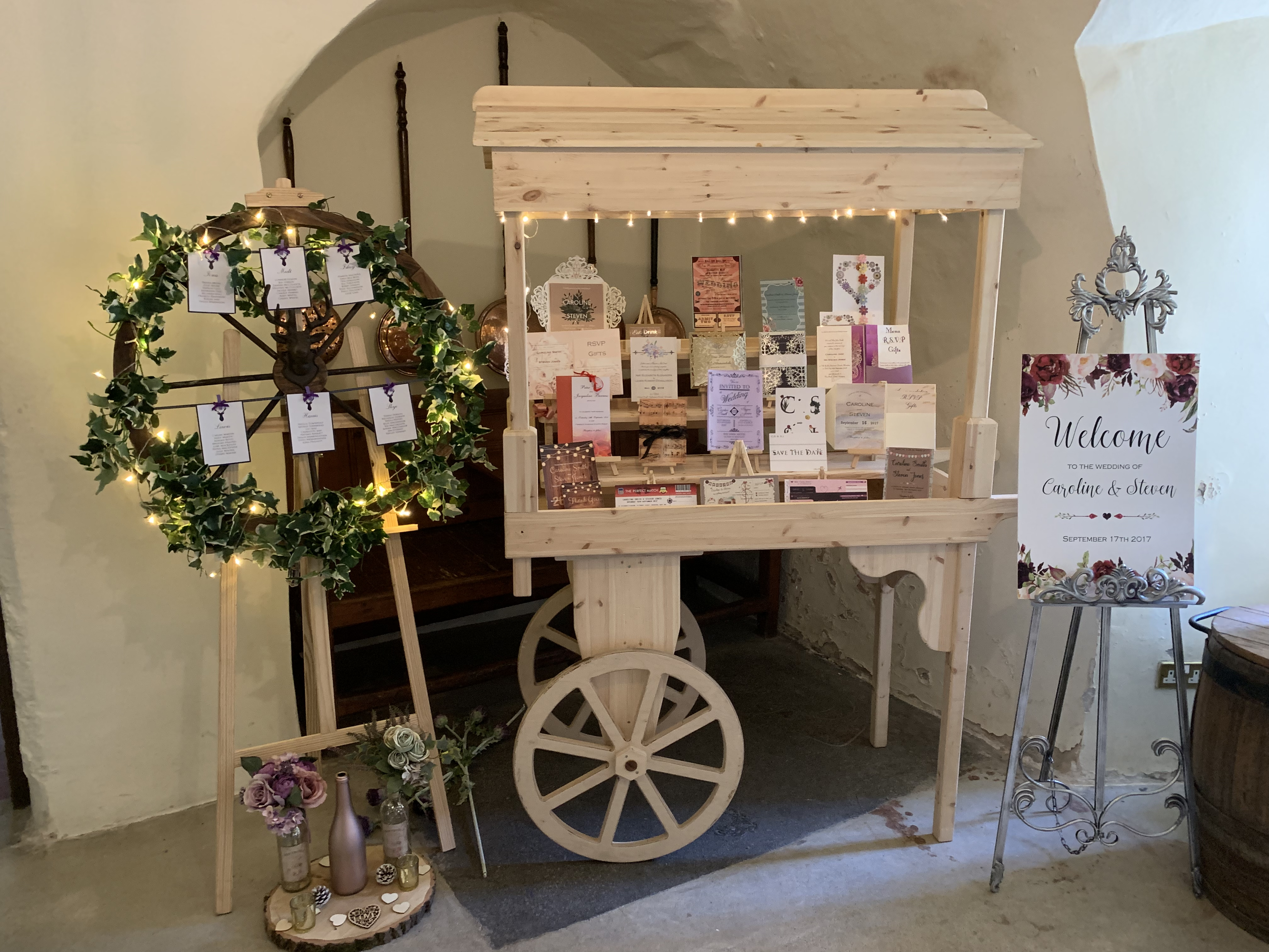 Crathes Castle wedding fair