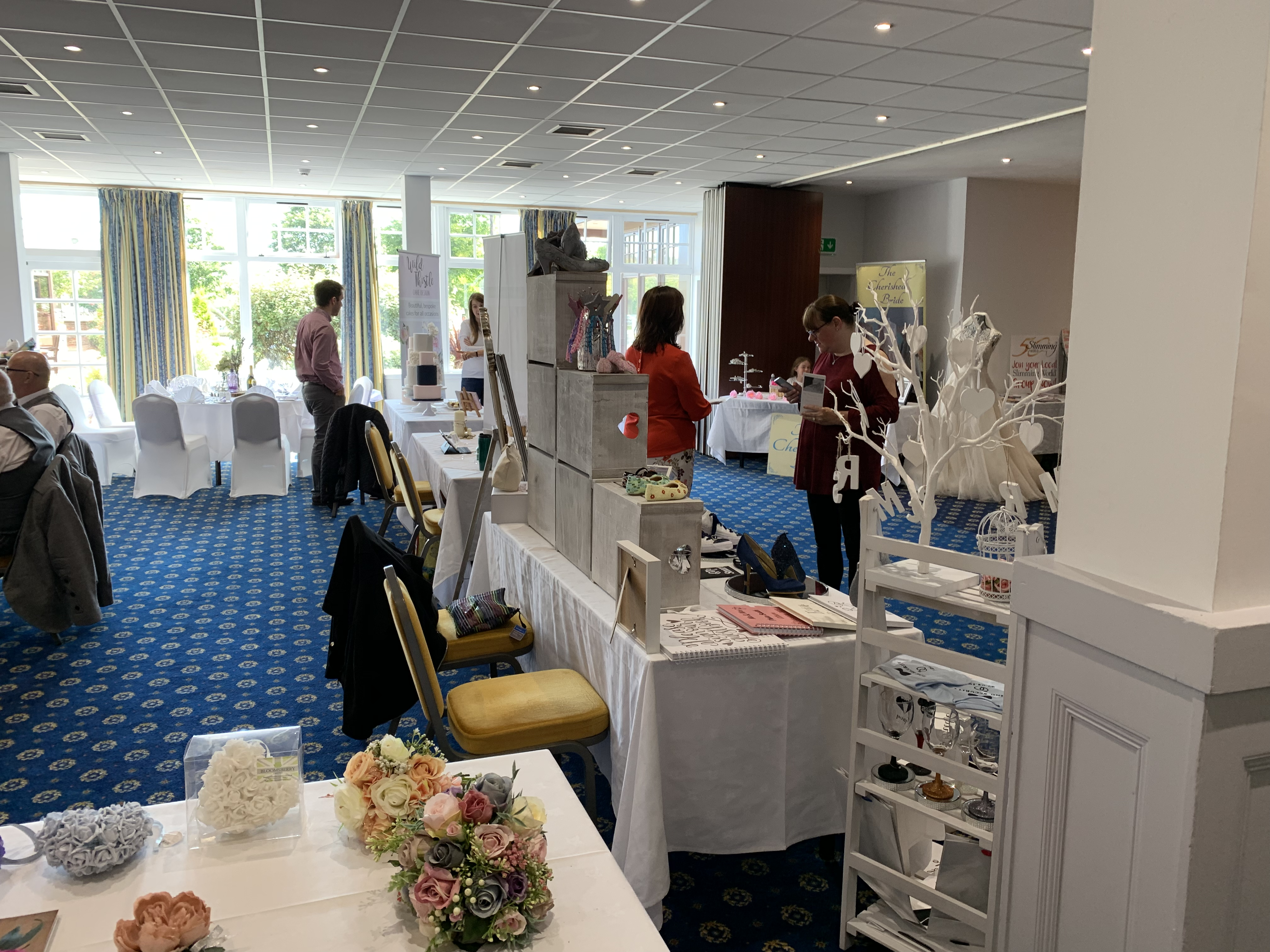 Links Hotel wedding fair exhibitors 2