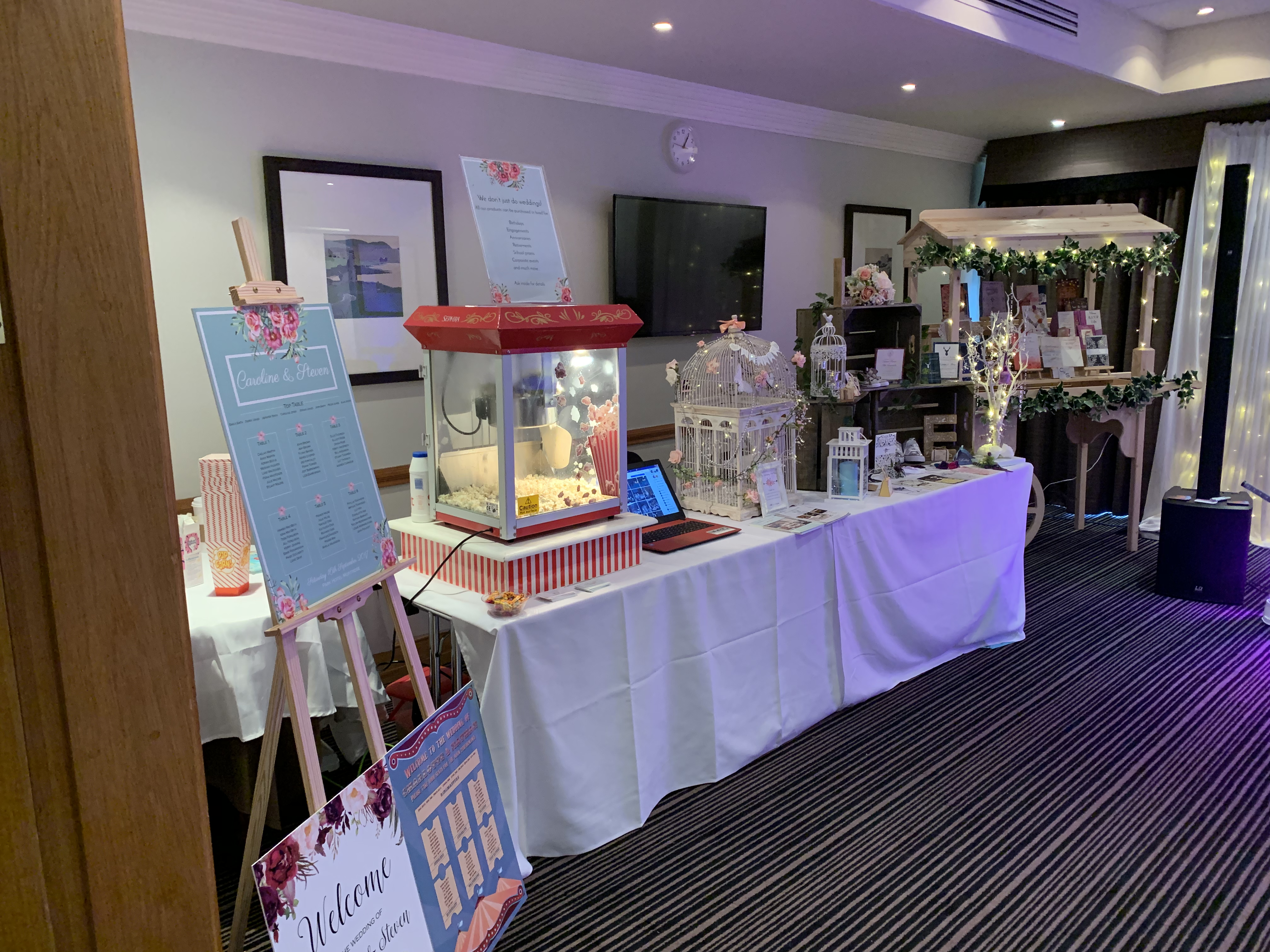 Doubletree Dundee wedding fair