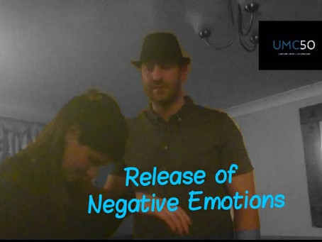 Releasing Negative Feelings and Emotions through Hypnosis! (Click Blog to view YouTube Clip)