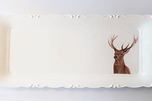 Deer Platter    מגש אייל