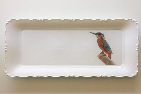 Kingfisher Platter   מגש שדלג גמדי