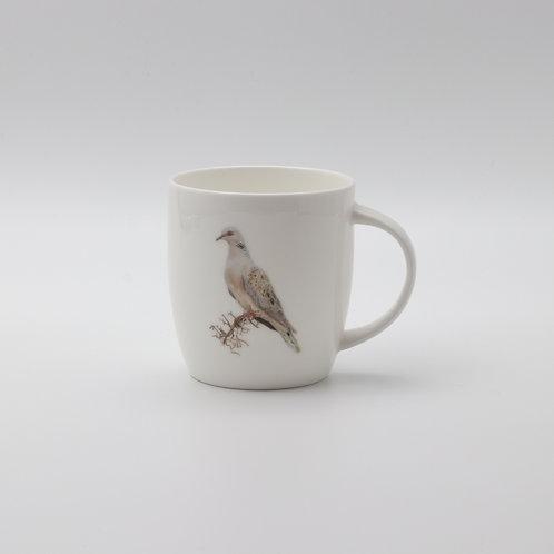 Turtle Dove mug  ספל תור מצוי
