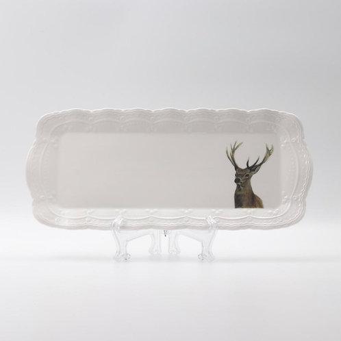 Deer Platter 1    מגש אייל