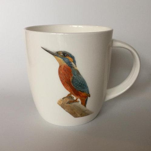 Kingfisher  mug  ספל שלדג גמדי