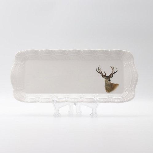 Deer Platter  2  מגש אייל