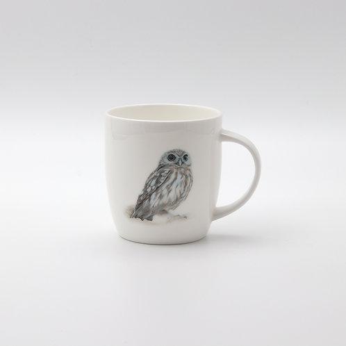 Little owl mug  ספל כוס החורבות