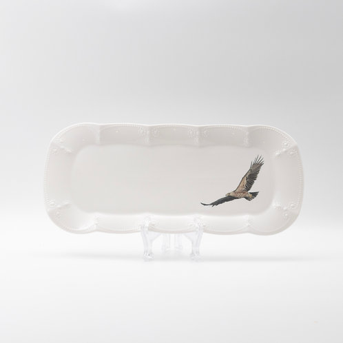 Lesser Spotted Eagle Platter    מגש עיט חורש