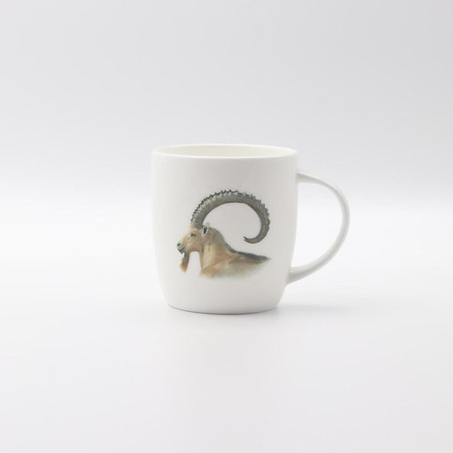 Nubian Ibex mug  ספל יעל נובי
