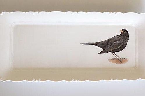 Blackbird platter  מגש שחרור