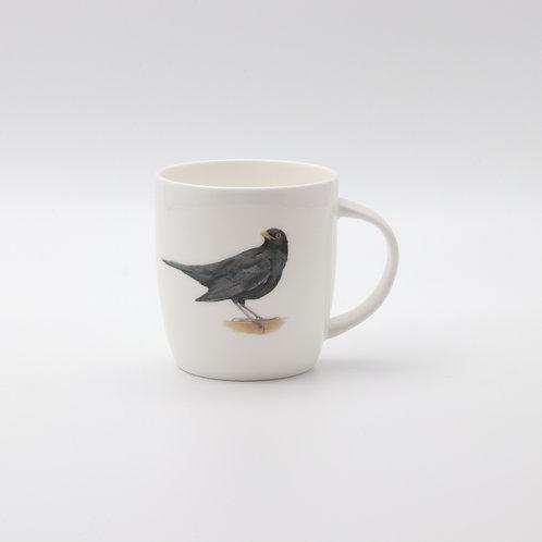 Blackbird mug  ספל שחרור