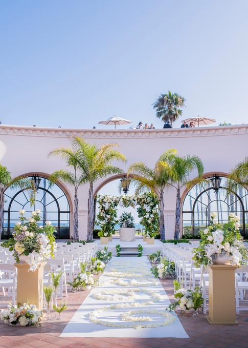 4 Soleil Events, Santa Barbara Wedding,