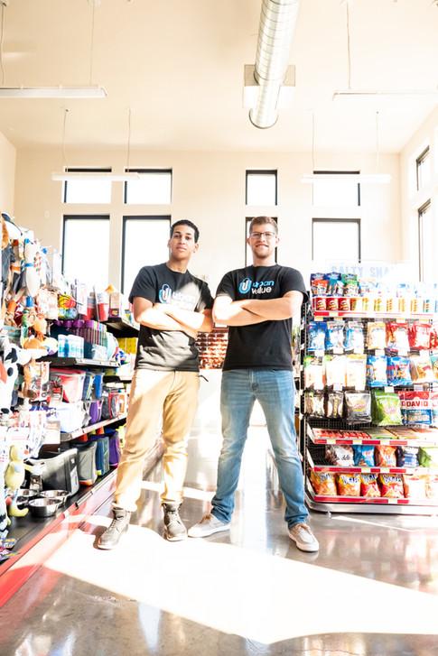 Urban Value Store Team