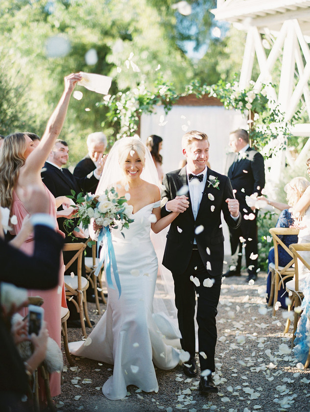 5 Soleil Events, Los Olivos wedding, Mat