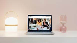 Parker Kay Cares Web Design // Branding // Logo