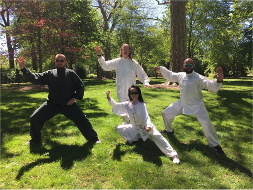 "2021 Spring Semester ""Tai Chi & Qigong for Health"" at St. Louis Chinese Language School"