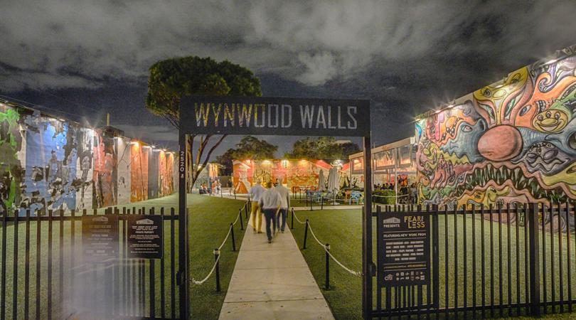 Stay at Krymwood Flats in Wynwood Miami
