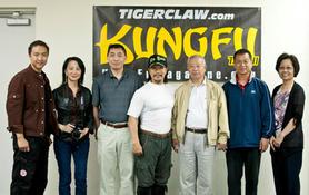 Covered the Kung Fu Tai Chi Magazine Tou