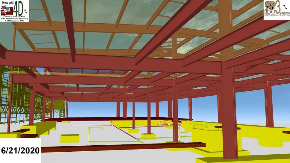 High School Modernization Project Building A