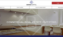 Bonne Capital Basic Website Build