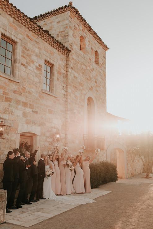 6 Soleil Events, Santa Ynez Wedding, Sun