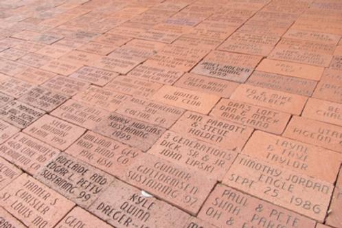 Brick Memorabilia