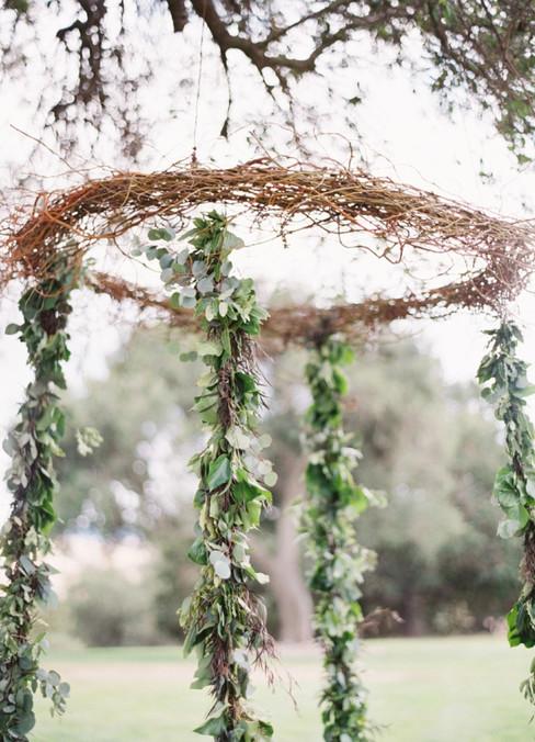 6 Soleil Events, Los Olivos Wedding, Fir