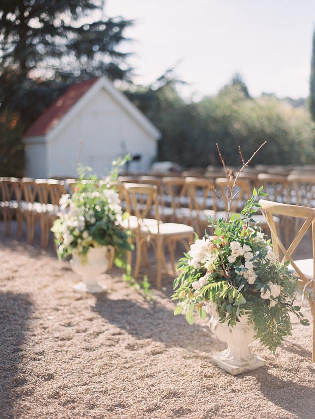 7 Soleil Events, Los Olivos wedding, Mat