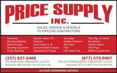 Price Supply