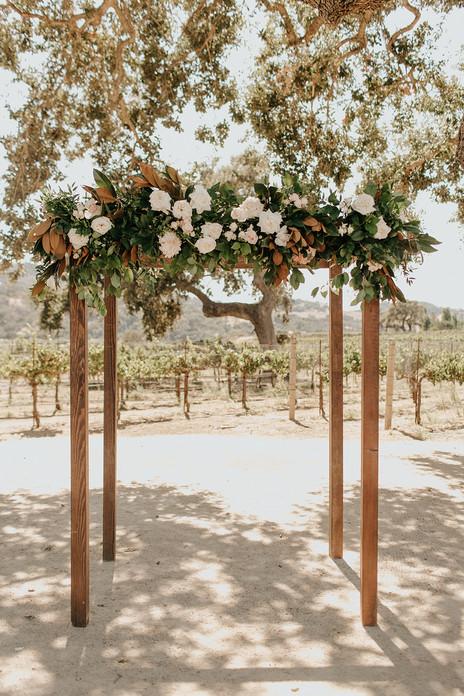 3 Soleil Events, Santa Ynez Wedding, Sun