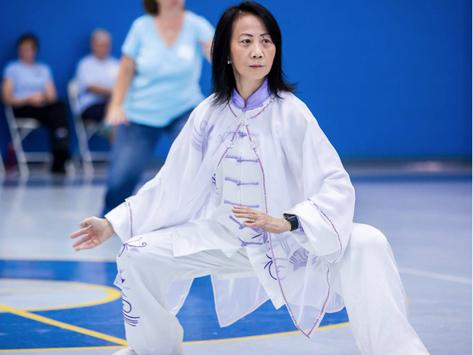 "2021 Spring Semester ""Tai Chi for Health"""