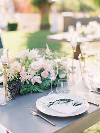 8 Soleil Events, Los Olivos wedding, Mat